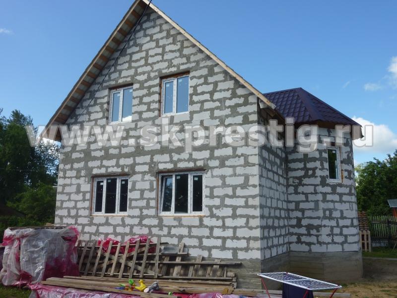 Строительство домов в Дмитрове - СК Престиж